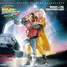 back to the future cd