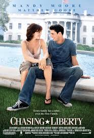 chasing liberty dvd