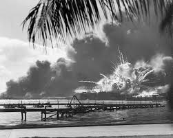 bombing of pearl harbor pictures