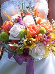 flowers for a wedding