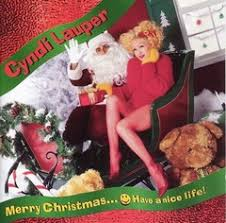 cyndi lauper christmas