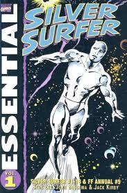 essential silver surfer