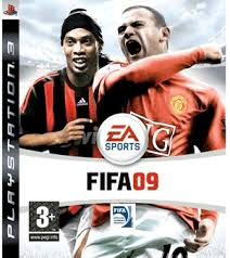 fifa 2009 ps3 game