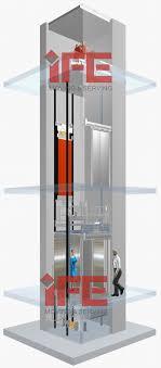 elevator machine