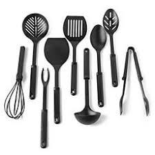 plastic cooking utensils