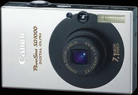 canon cameras elph