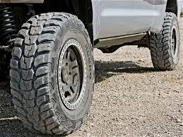 kumho mud tire