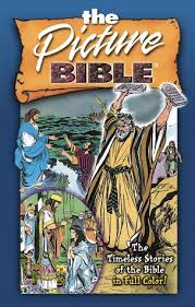bible comic books