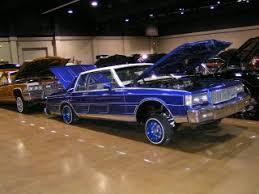 blue lowrider