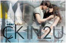 ck black perfume