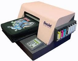 apparel printer