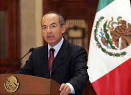 President Calderon