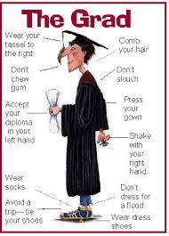 cap and gown picture