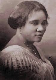 picture of madame cj walker