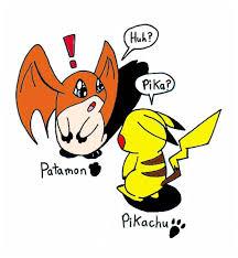 peleas amistosas de pokemon vs digimon