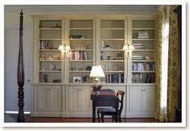 built in bookshelf design