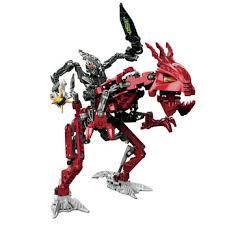 bionicle fero and skirmix