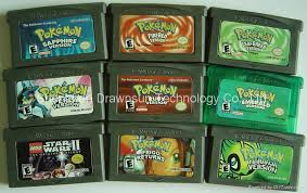 pokemon gba game