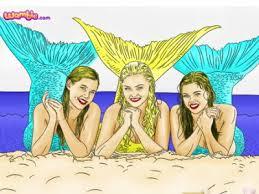 h2o mermaids games