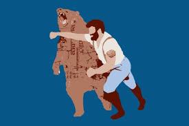 bears tshirt