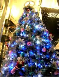 huge christmas trees
