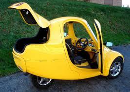 3 wheeled electric car