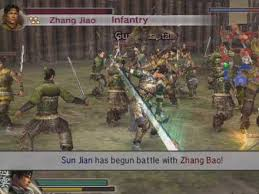 dynasty warriors ps2