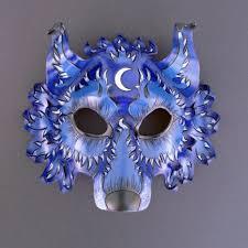 bluemoon mask