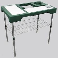 fish cleaning tables