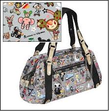 cartoon handbags