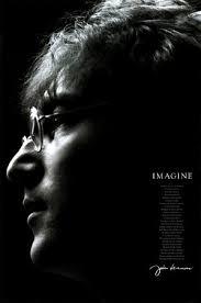 john lennon imagine poster