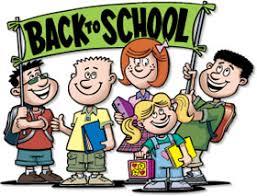school cartoon