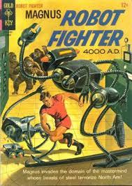 magnus the robot fighter