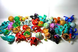 bakugan spheres