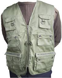 pocket vests