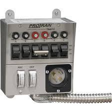 generator switches