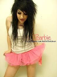 barbie hair styles