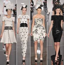 chanel fashion show 2009