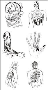 body parts clip art