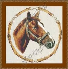 horse cross stitch patterns