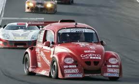 vw bug race car