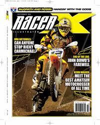 racer x mag