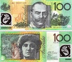 australia paper money