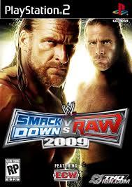 raw vs smackdown 09