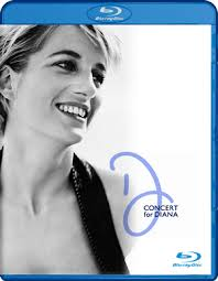 concert for diana blu ray