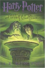 harry potter 6 books