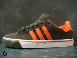 adidas campus vulc brown
