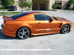 body kits for mustangs