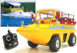amphibious radio controlled