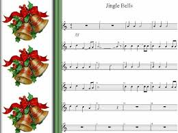 jingle bells music sheet